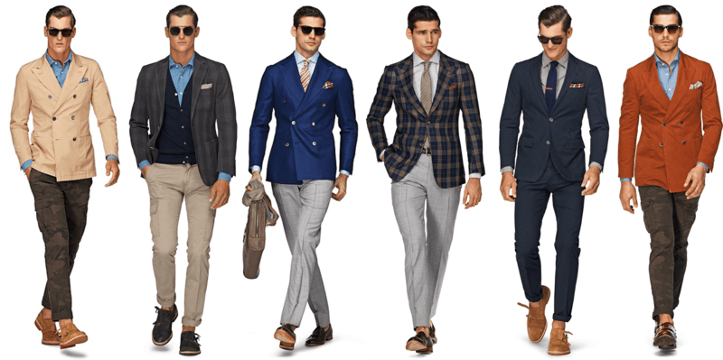 A Guide to Affordable Men's Suits