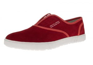 Red Fashion Sneaker Alfonso Comfort Leather Dress Shoe