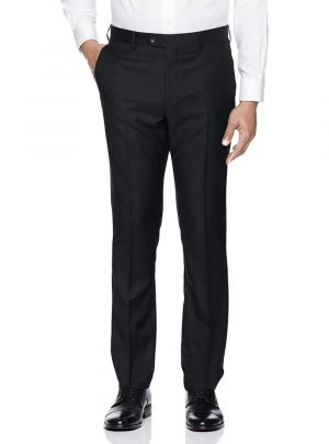 Mens Presidential Suit Separates Dress Pants Black by Giorgio Napoli