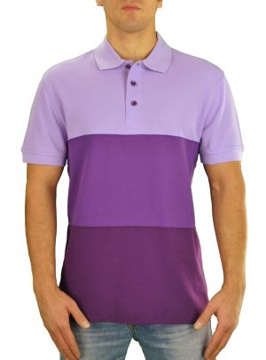 Mens Royal Classic Fit Fashion Pique Polo Sport Shirt Purple by Darya Trading