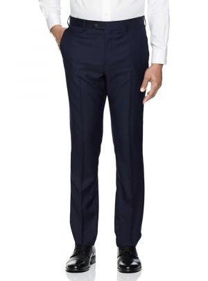 Mens Presidential Suit Separates Dress Pants Navy Blue by Giorgio Napoli