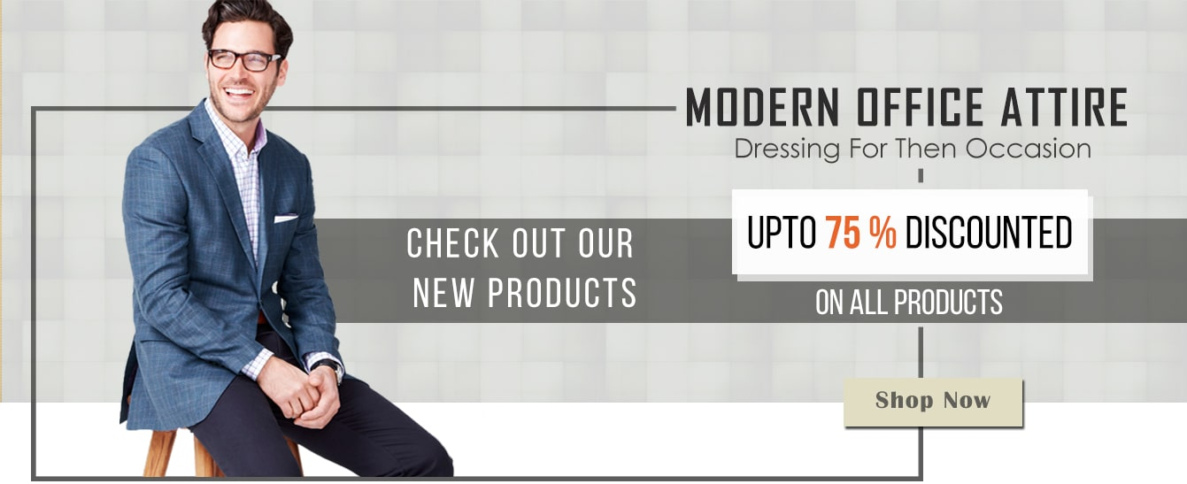 Discounted Men' Suits