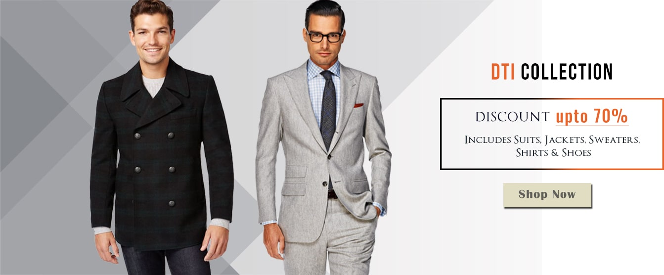 Men's DTI Suits