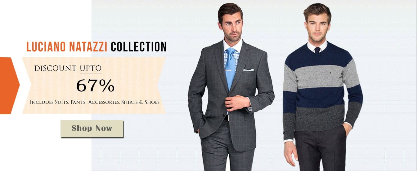 Men's Luciano Natazzi Collection