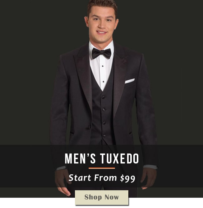 Men's Tuxedo Suits